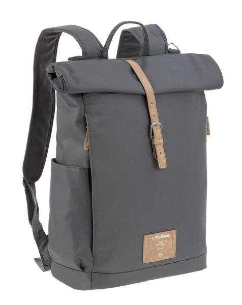 Lässig Rolltop Backpack anthracite