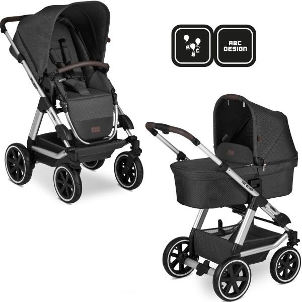 ABC Design Viper 4 Kinderwagen 2 in 1 Fashion Design fox Luftreifen