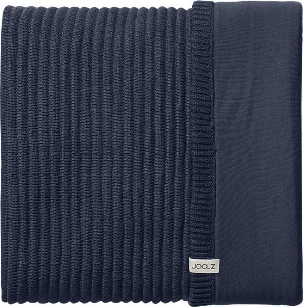 Joolz Essentials Ribbed Decke Blau