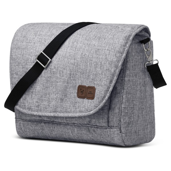 ABC Design Wickeltasche Easy incl. Wickelauflage - Kollektion 2020 graphite grey