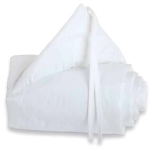 babybay Nestchen Cotton für Maxi, Boxspring und Comfort, weiß