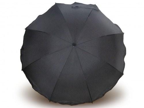 HEITMANN FELLE Sonnenschirm Premium schwarz x