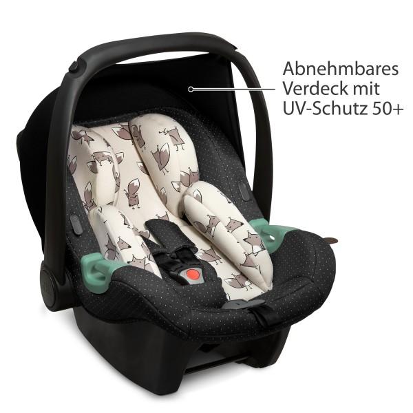 ABC Design Autositz Tulip Gruppe 0+ fox