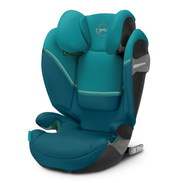 Cybex SOLUTION S I-FIX River Blue turquoise