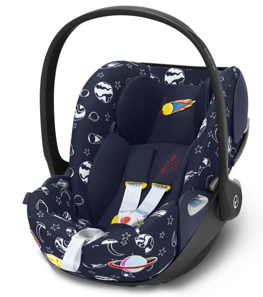 Cybex Cloud Z I-size Babyschale Space Rocket Fashion line Anna K