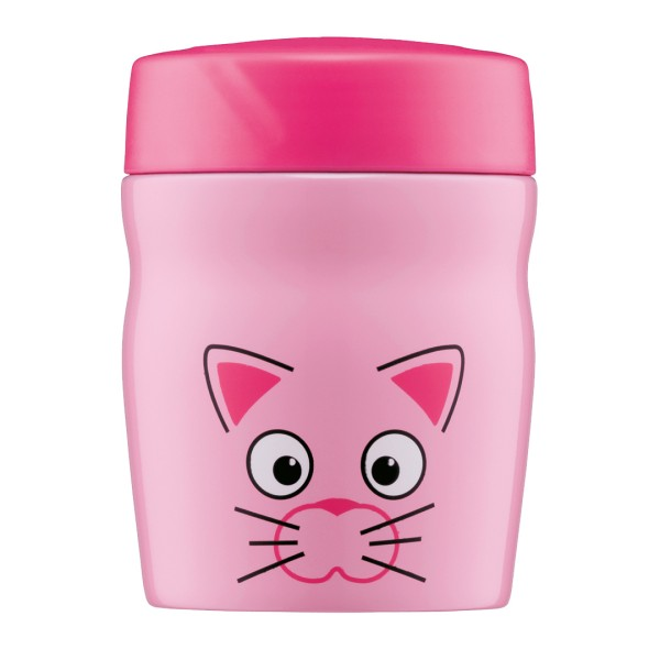 ALFI Speisegef?? Food Mug Katze, 350 ml x