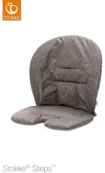 Stokke steps Baby Set Cushion Geometric Grey OCS