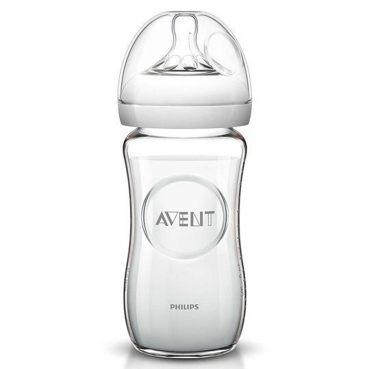 BP AVENT Glasflasche 240 ml