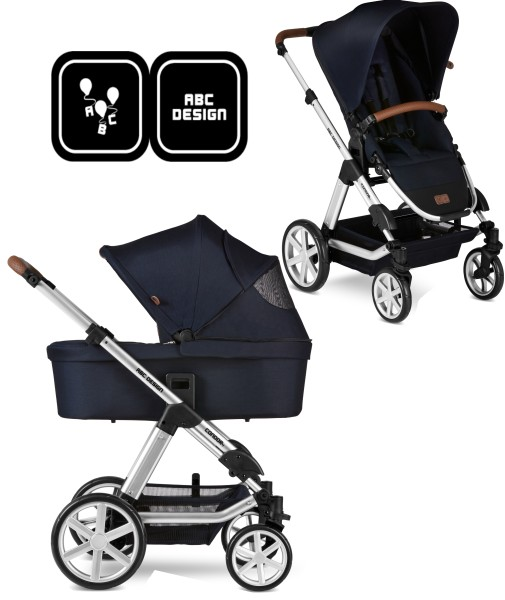 ABC Design Condor 4 Kombi-Kinderwagen shadow Modell 2020