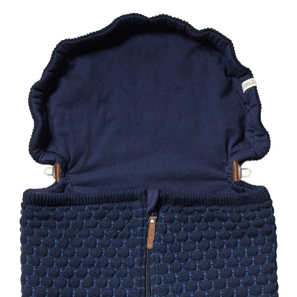 Joolz Essentials Honeycomb Nest Blau