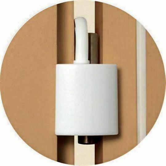 Reer Fingerklemmschutz für Türen und Fenster, 2 Stück