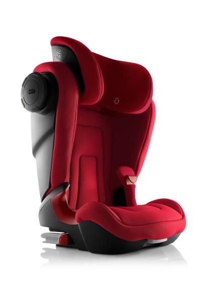 Britax-Römer Kindersitz KIDFIX² S Fire Red 15-36KG