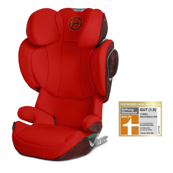 Cybex SOLUTION Z I-FIX Autumn Gold burnt red