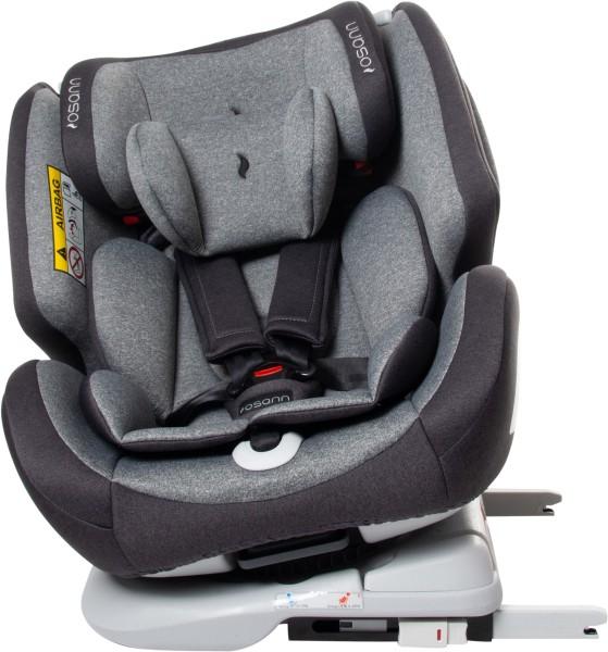 Osann ONE 360 Universe grey 0-36KG Reboarder Kindersitz