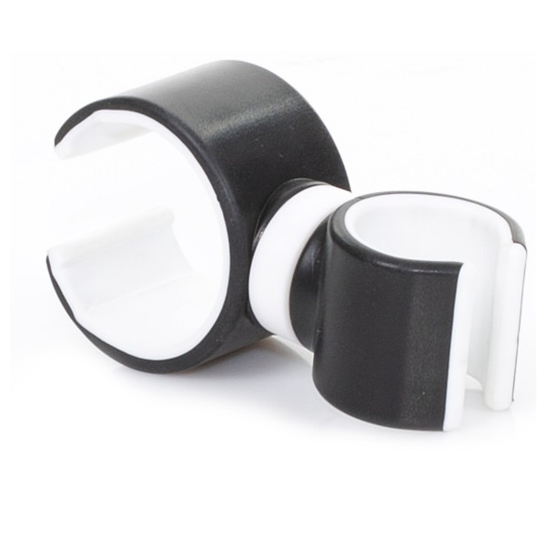 ABC Design Universal Handyhalter white-black