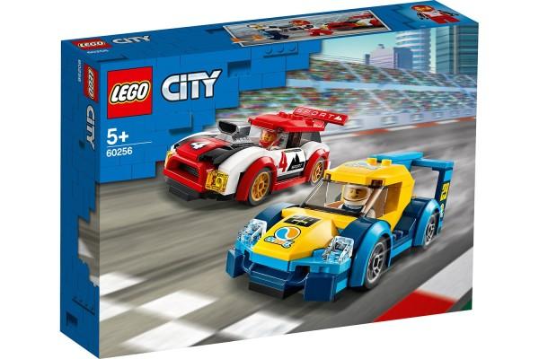 LEGO City Rennwagen Duell