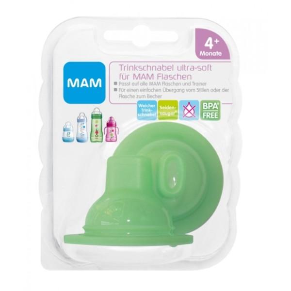 MAM Trinkschnabel ultra-soft für MAM Trainer und Flaschen