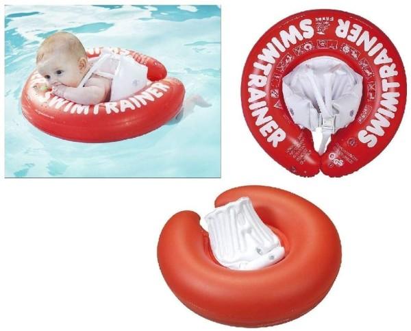 FREDS Swimtrainer Classic rot, 3 Monate - 4 Jahre x