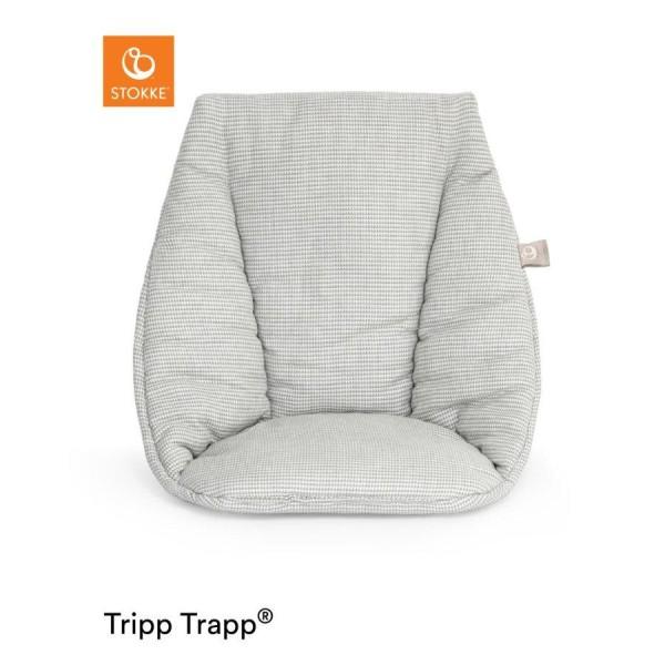 Stokke Tripp Trapp Baby Cushion Nordic Grey