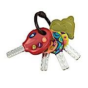 HCM KINZEL Spielschlüssel LucKeys - Tomato