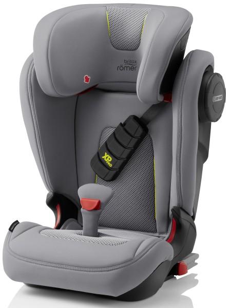 Römer KIDFIX III S Cool Flow - Silver Kindersitz 15-36 KG